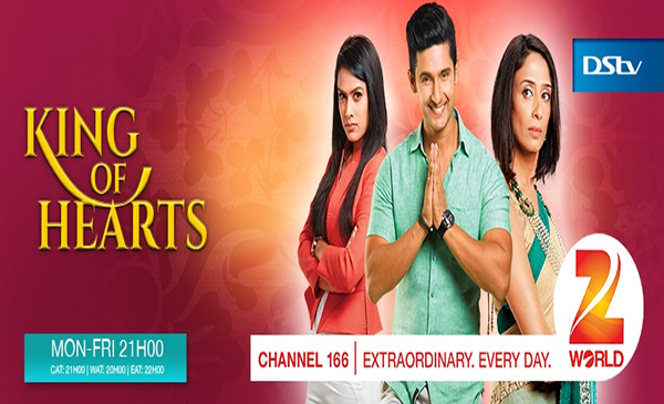 Zee World – King of Hearts Teasers March 2017