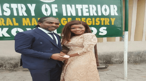 Laura Ikeji And Ogbonna Nwankwo Are Officially Married
