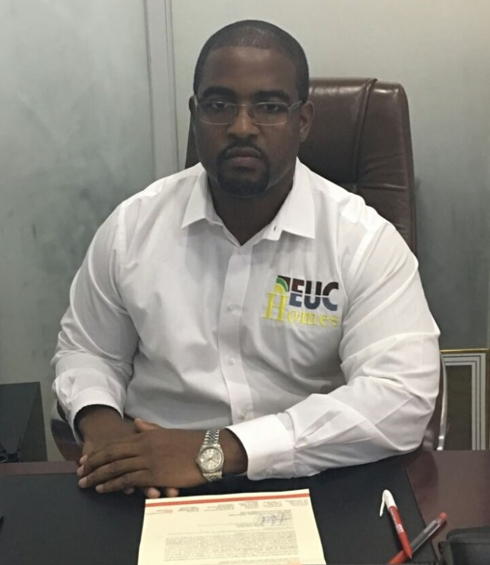 """""""I Have Been Investing In Real Estate Since I Was 19 Years Old"""" – Uchenna Ben Odunzeh, CEO EUC Homes Ltd"""