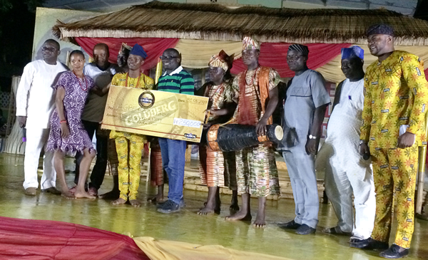 Excitement As Goldberg Excellency Tour Climaxes In Oyo