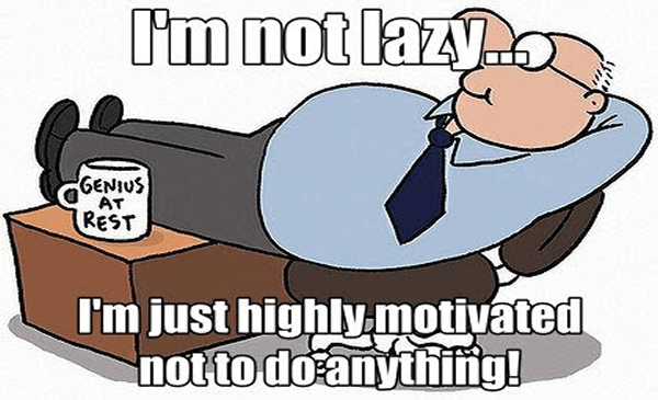 5 Effective Ways To Get A Lazy Person To Work - Glamtush