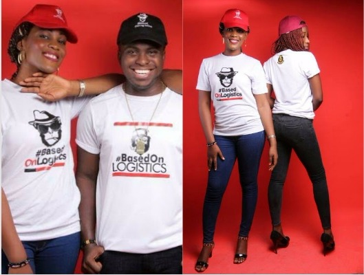 "Igbo Businessman Launches ""Based On Logistics"" Inscribed T-Shirts"
