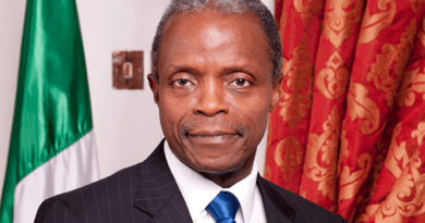 Yemi Osinbajo Test Negative
