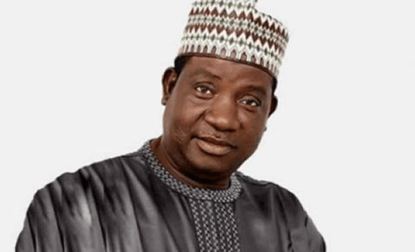 Simon Lalong Tests Positive