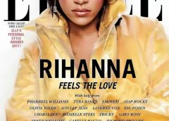 """My First Kiss Was In High School, And It Was The Worst Thing Ever"" Reveals Rihanna As Cover Girl For Elle Magazine"