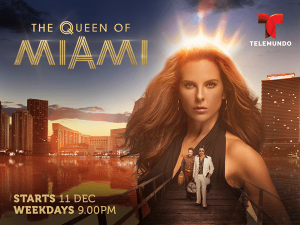 The Queen of Miami Teasers December 2017