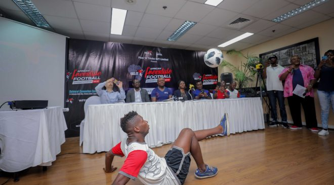 2019 African Freestyle Football Championship