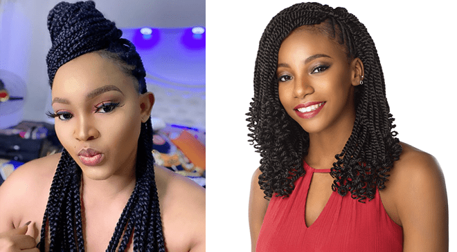 10 Winning Braid Hairstyles That Will Give You True African Woman Look