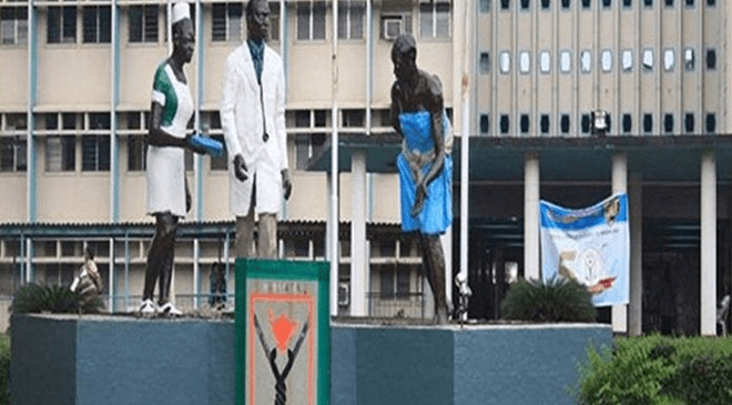LUTH Officials