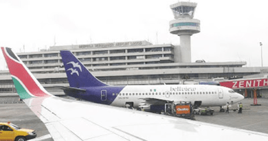 FG Impounds UK Aircraft