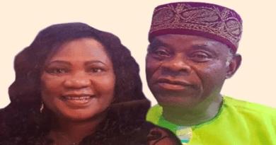 UK-Based Nigerian Couple