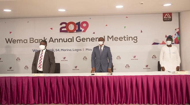 WEMA Bank Holds AGM