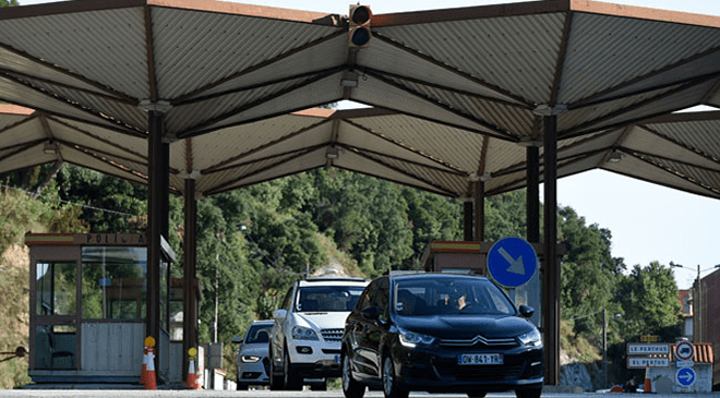 Spain Reopens Border With France