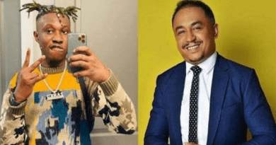 Daddy Freeze Reacts
