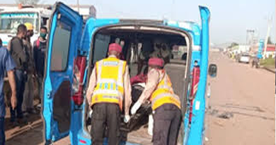 Niger Accident
