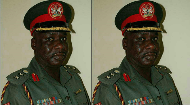 Nigerian Army Colonel