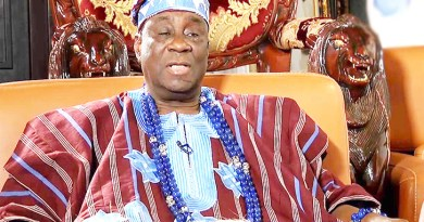 Oba Of Lagos