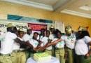 Photos: 12 NYSC Members Who Met In Camp Get Married In Anambra
