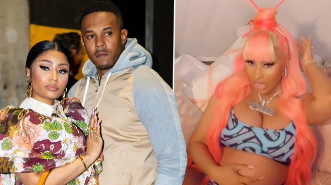 Nicki Minaj Welcomes
