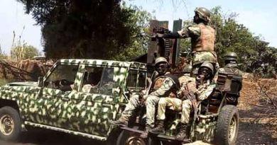10 Women Still Missing In Borno Killing, says Amnesty  