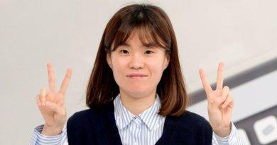South Korean Comedian