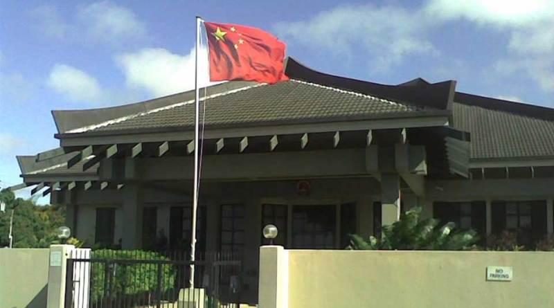 China Suspends Nigerians
