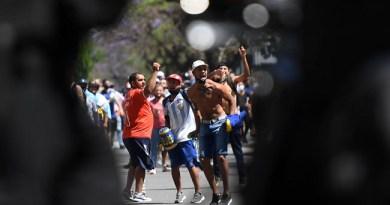 Maradona's Wake