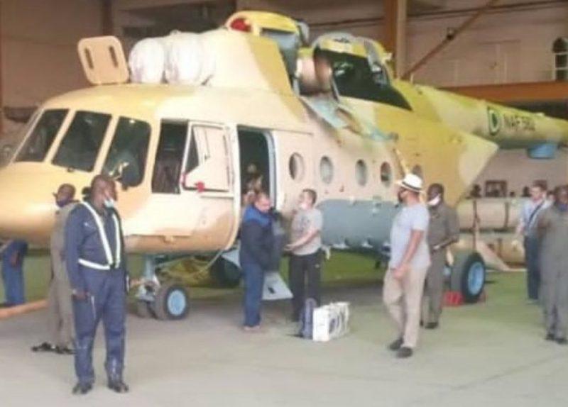 Mi-171E Fighter Chopper