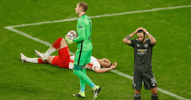 Crash Out Of Champions League