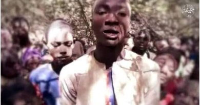 Boko Haram Kidnapped Us