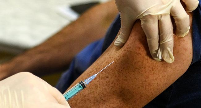 Second Dose Of COVID-19 Vaccination