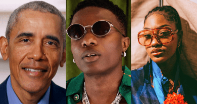 Obama's List Of Favourite Music