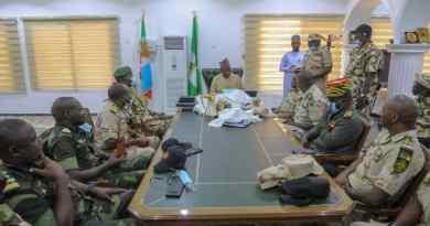 Military Delegates