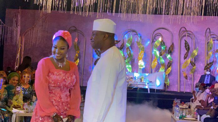 Wedding Of Ex-Speaker Dimeji Bankole