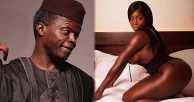 Sexual Affair With Osinbajo