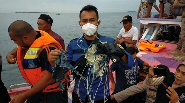 Missing Indonesian Plane