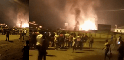 Many Injured In Rivers Community Gas Explosion
