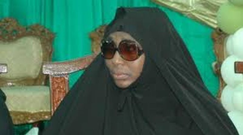 El-Zakzaky's Wife On Isolation