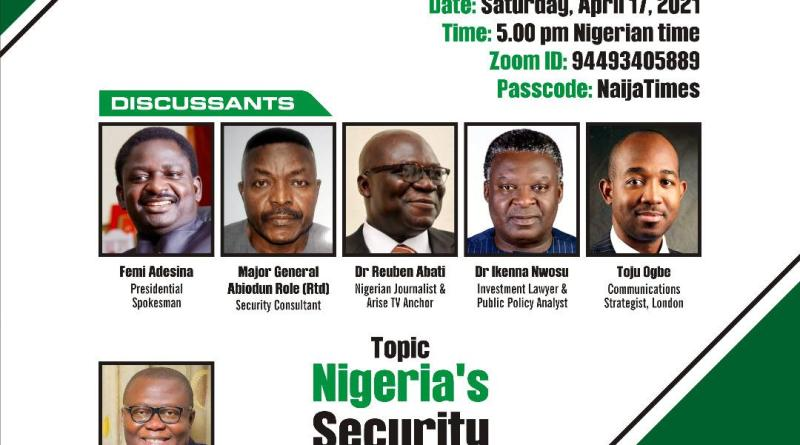 Insecurity Affecting Our Retirement Plans, Diasporas Lament At Naija Times Summit