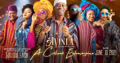 FirstBank's Sponsored Movie, 'Ayinla', Premieres June 13 In Lagos