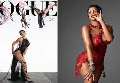 PHOTOS: Rihanna Is Cover Girl For Vogue Italia