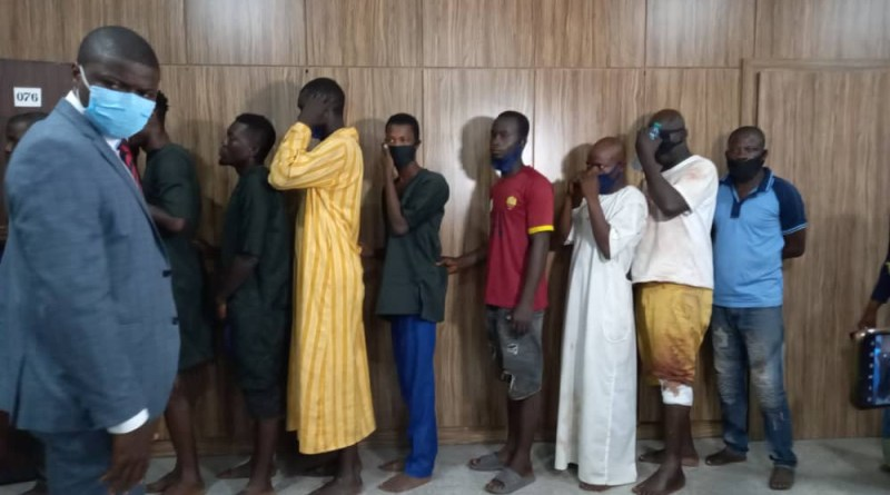 DSS Fails To Produce Detained Igboho's Associates In Court
