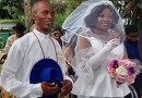 Photos From Actor Fred Amata's 60-Year-Old Sister's Wedding