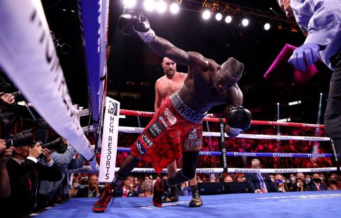 Fury Knocks Out Wilder