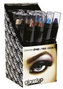 display crayon jumbo yeux Glam'Up