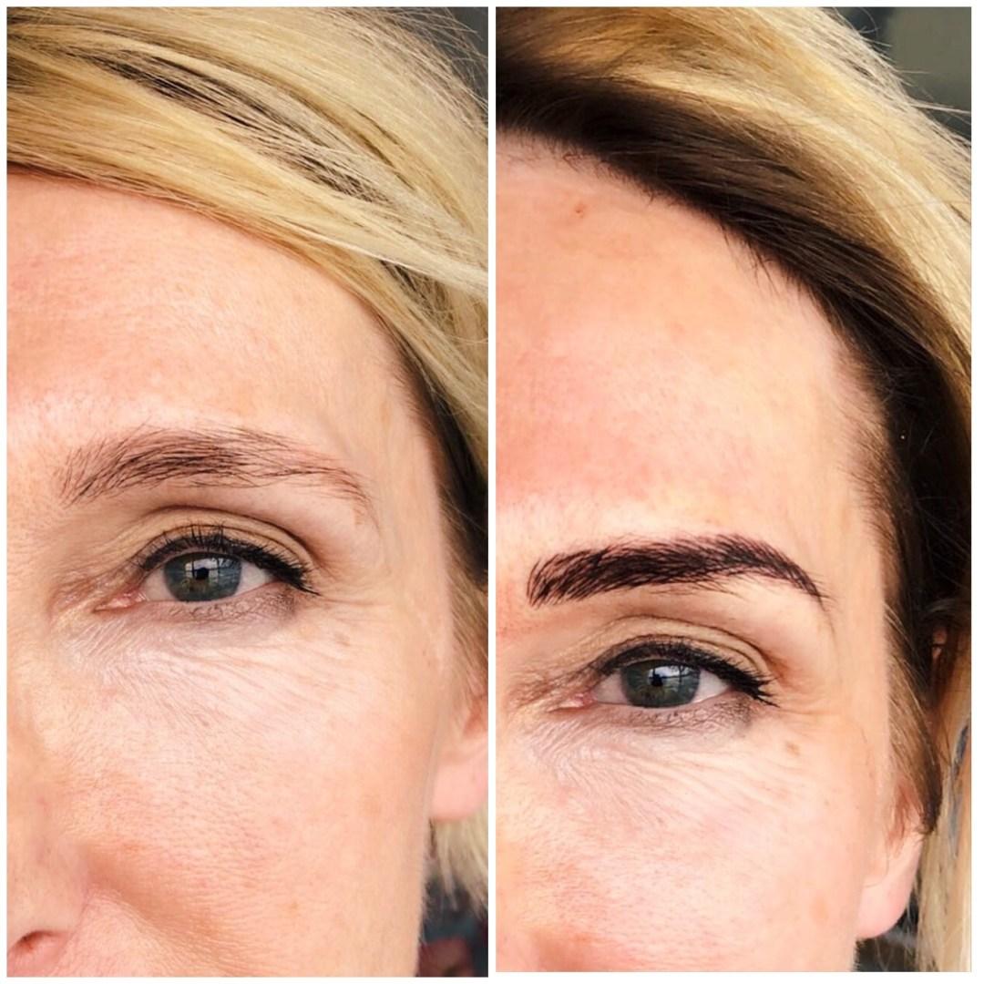glamupyourlifestyle augenbrauen augenbrauen-permanent-make-up-erfahrug microblading-erfahrung ü-40 tätowieren