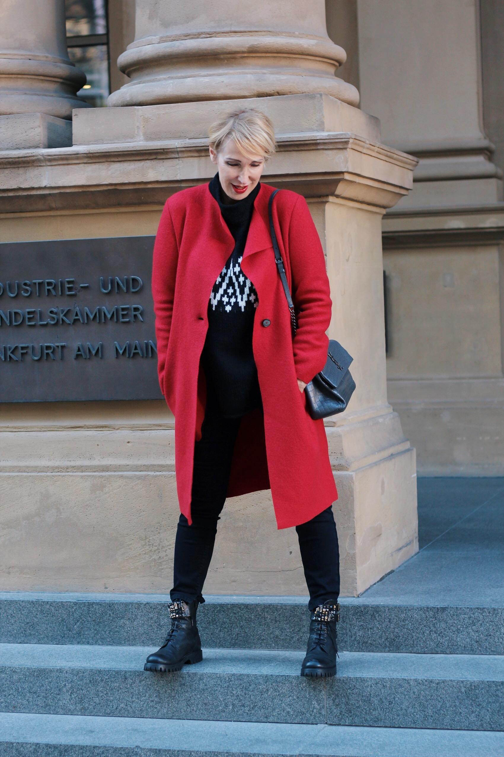 glamupyourlifestyle fair-fashion fairtrade nachhaltigkeit slow-fashion lanius wintermantel-rot ü-40-blog ü-50-blog ue-40-blog