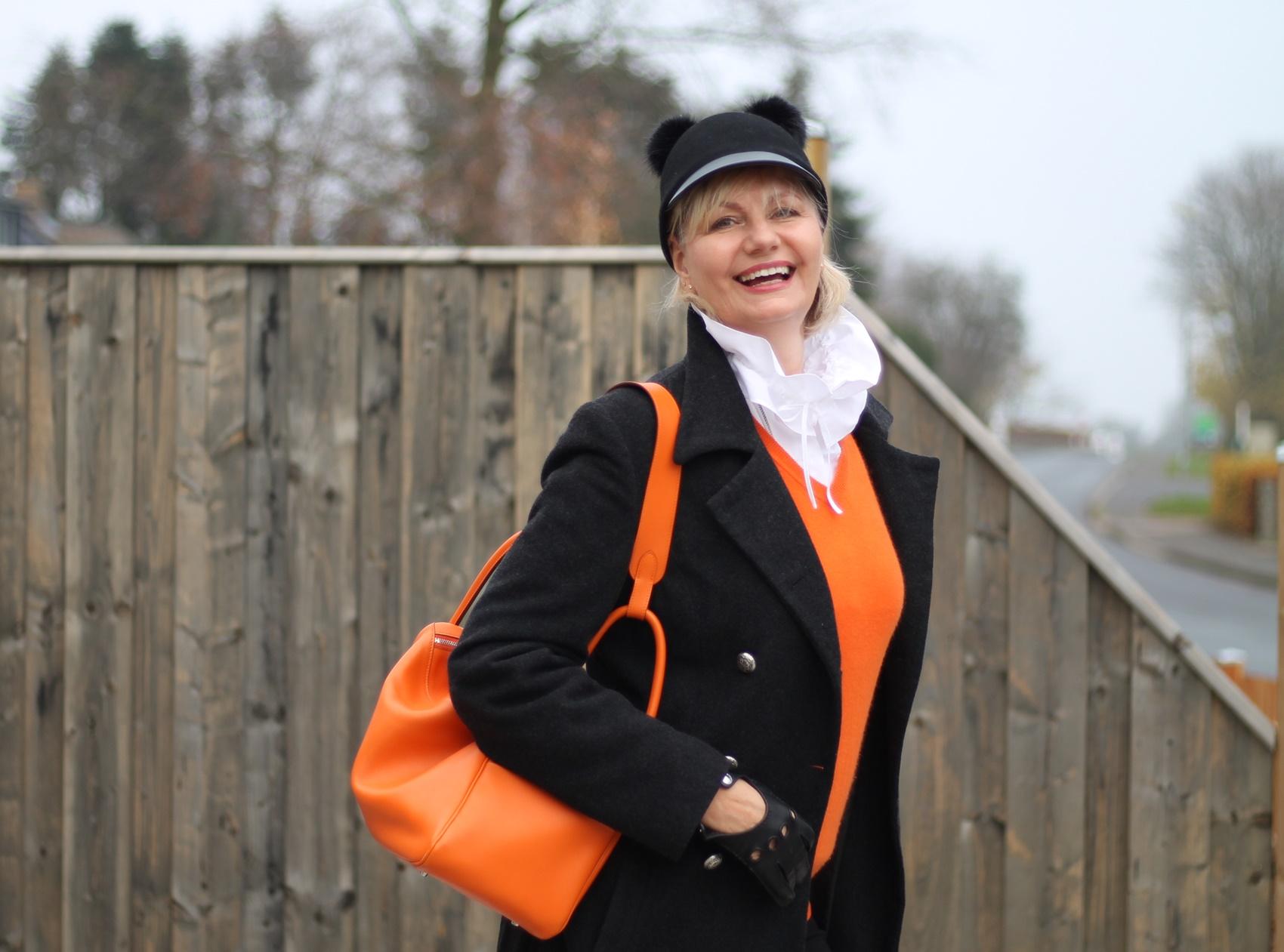 glamupyourlifestyle bloggerinterview Bärbel-uefuffzich Ü50 Ü-50-Blog ue-40-blog ue-50-Mode Stil