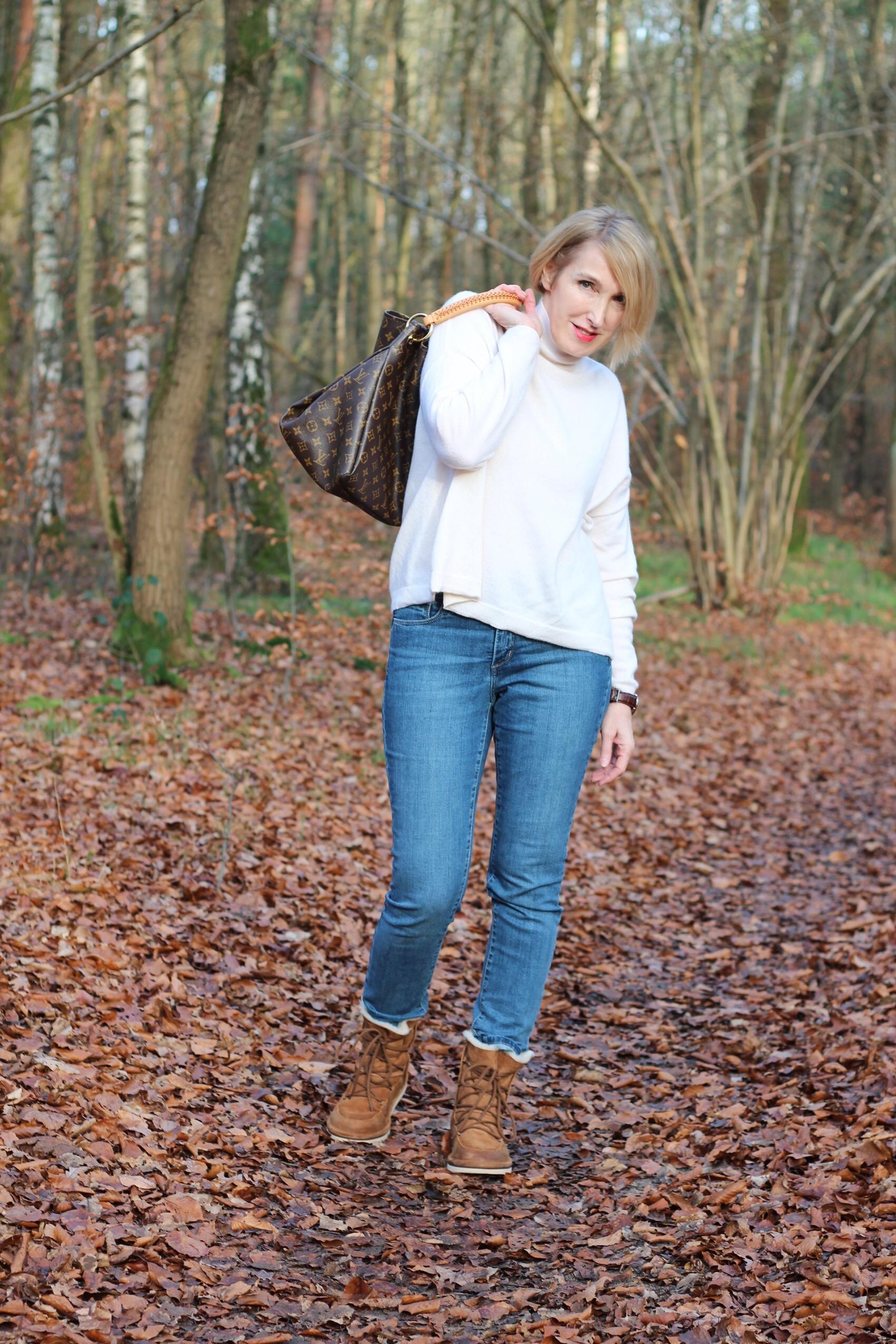 glamupyourlifestyle Winterschuhe wetterfeste-Schuhe Stiefeletten-Winter gefütterte-Schuhe Ü-40-blog ü-50-blog ue-40-mode ue-50