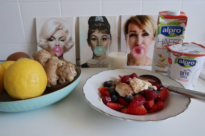 glamupyourlifestyle alpro 30-tage-challenge zuckerfrei ohne-zucker gesunde-ernährung zucker-balance ü-40-blog ü-50-blog